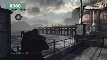 "Gears of War ""Сравнение версий Xbox 360 vs. Xbox One Ultimate Edition"""
