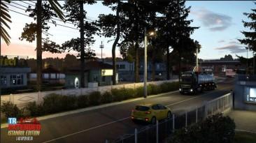"""Euro Truck Simulator 2 """"Карта: TR Extended v1.2.1 (v1.40.x)"""""""