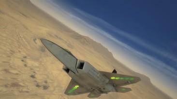 """H.A.W.X. 2 """"F-22 Super Skin Pack"""""""
