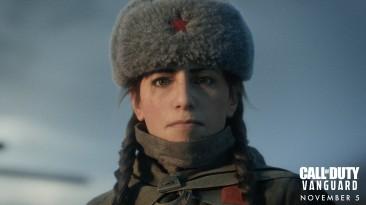Скриншоты Call of Duty: Vanguard