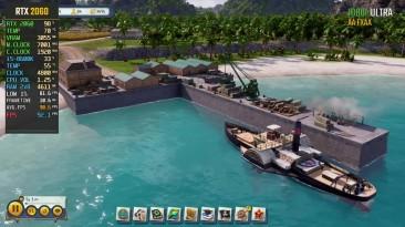 Tropico 6 - RTX 2060