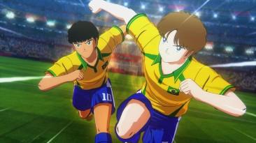 Captain Tsubasa: Rise Of New Champions представляет сборную Бразилии с новыми скриншотами