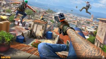 Живописная Яра на опубликованных концептах Far Cry 6