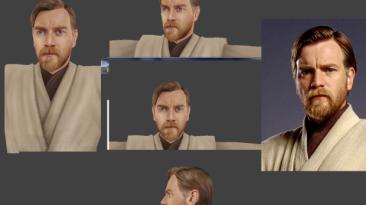 """Star Wars: Battlefront 2 """"improved imp.lvl side 1.0"""""""