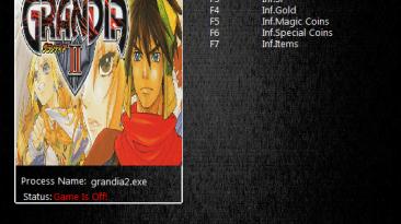 Grandia II Anniversary Edition: Трейнер/Trainer (+7) [1.0] {MrAntiFun}