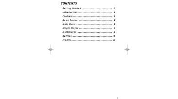 """FlatOut """"Manual (Руководство пользователя)"""""""