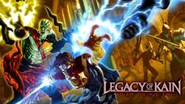 Русификатор текста для Legacy of Kain: Defiance от 7Wolf