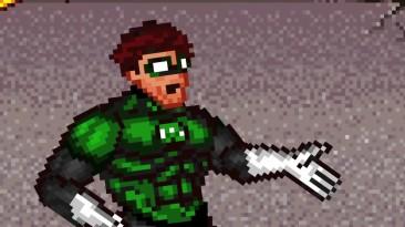 Сильнейшая супер сила Зеленого Фонаря.