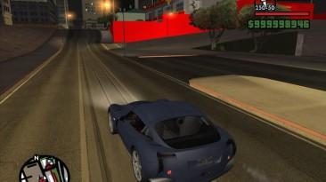 "Grand Theft Auto: San Andreas ""Sagaris"""