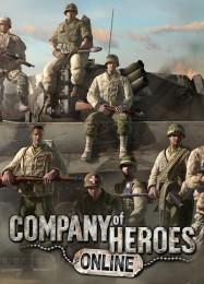 Обложка игры Company of Heroes Online