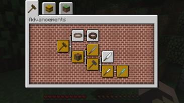 """Minecraft """"Tetra - модульное оружие (1.16.5; 1.15.2; 1.14.4; 1.12.2)"""""""