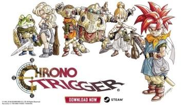 Chrono Trigger вышла на PC в Steam