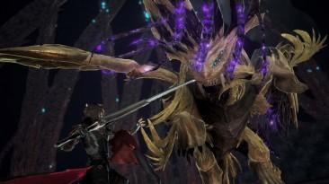 Состоялся релиз Lord of Thunder - третьего дополнения для Code Vein