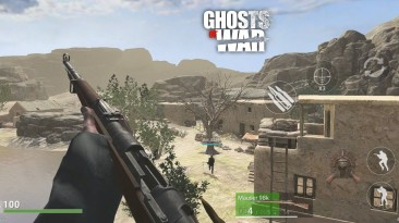 Ghosts of War: WW2 появился на смартфонах