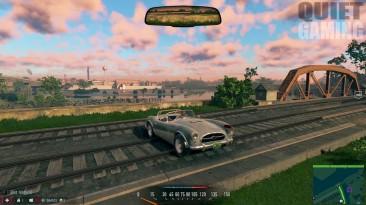 Поезд в Mafia 3 (Эпик прикол)