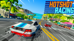 На ПК и консоли вышла Hotshot Racing