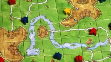 Классическая настольная стратегия Carcassonne вышла на Swich и получила трейлер к релизу