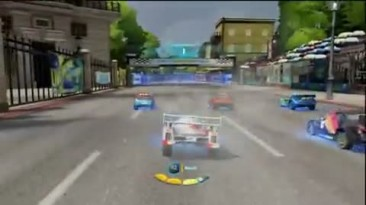 """Cars 2: The Video Game """"Геймплей #1"""""""
