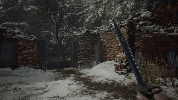 "Resident Evil: Village ""Боевой нож"""