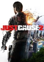Обложка игры Just Cause 2