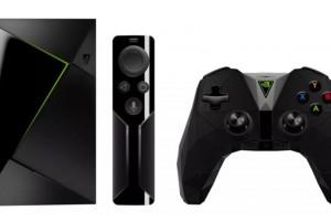 NVIDIA SHIELD TV - мощный медиаплеер с игровыми возможностями