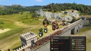 """Total War Saga: Troy """"Регенерация здоровья героям"""""""