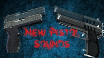 "GTA 5 ""New Pistol Sounds v1.1"""