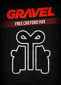 Gravel - Free Car Ford HRX