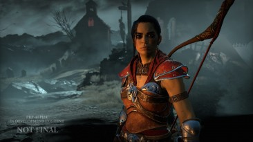 Новые скриншоты Diablo 4