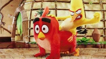 """""""Angry Birds в кино"""" возглавил американский прокат"""