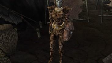 "Morrowind ""Кожаная броня нетча"""