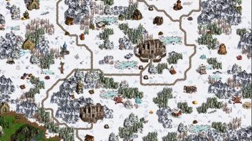 Фанат Heroes of Might and Magic III создал пользовательскую карту на основе серии игр Gothic