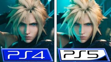 Еще более красивый ремейк: Появилось сравнение Final Fantasy VII Remake на PlayStation 4 и PlayStation 5