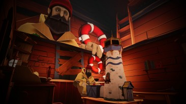Рыбак играет с рыбаком, который играет с рыбаком, - трейлер рекурсивной A Fisherman's Tale для VR