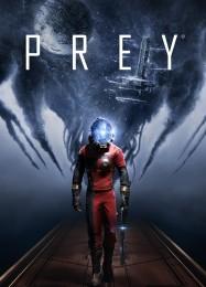 Обложка игры Prey (2017)