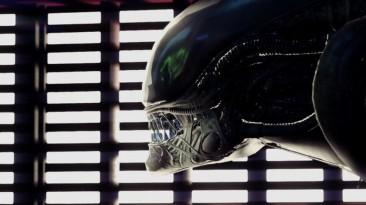 Видео сравнение: Alien: Isolation Switch vs. PS4
