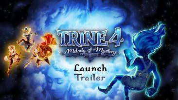 На ПК состоялся релиз дополнения Melody of Mystery для Trine 4: The Nightmare Prince