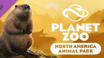 Planet Zoo сегодня получило дополнение North America Animal Pack