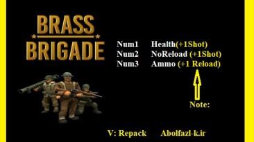 Brass Brigade Okinawa: Трейнер/Trainer (+3) [1.0] {Abolfazl.k}