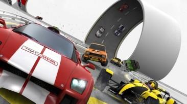 Демонстрация геймплея Trackmania Turbo