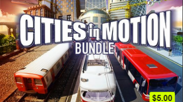 The Cities in Motion Bundle