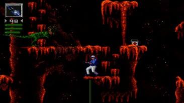 "Jurassic Park "" Жерло вулкана"" [Sega Mega Drive 2]"