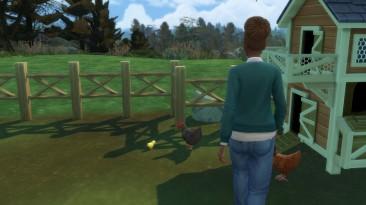 Цыплят по осени считают - обзор The Sims 4 Загородная жизнь