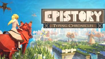 Приключенческая игра Epistory - Typing Chronicles вышла в Steam