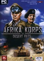 Обложка игры Desert Rats vs Afrika Korps