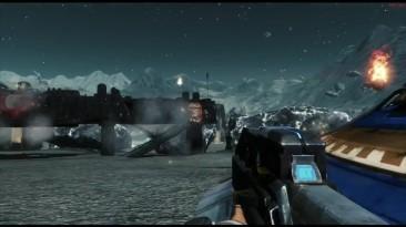 Небольшое геймплейное видео Asteroids: Outpost