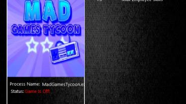 Mad Games Tycoon: Трейнер/Trainer (+3) [0.151202A] {MrAntiFun}