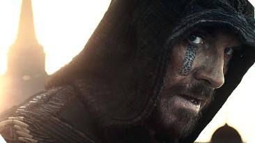 Майкл Фассбендер разочарован сценарием фильма Assassin's Creed