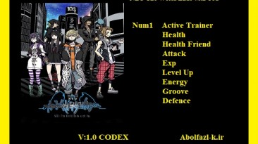 Neo: The World Ends with You: Трейнер/Trainer (+8) [1.0] {Abolfazl.k}