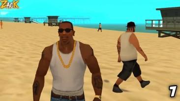37 крутых мелочей, которые мало кто замечает в GTA: San Andreas